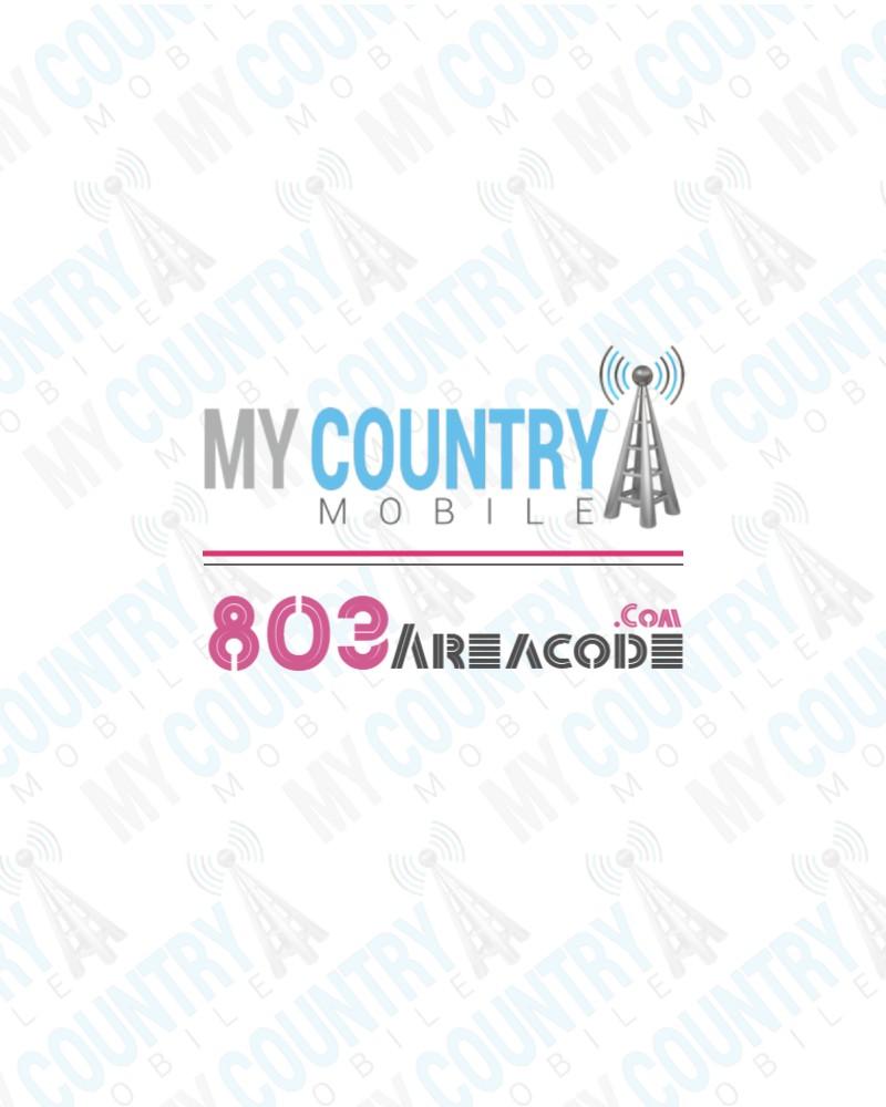 803 Area Code South Carolina - My Country Mobile